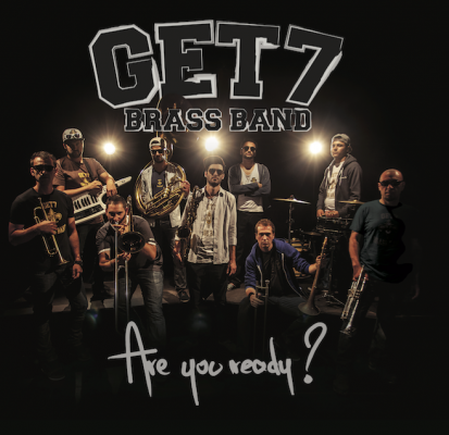 couverture Cd Get7